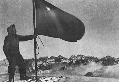 Исторические подробности битвы за Эльбрус